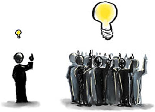 crowdsourcing pemilu